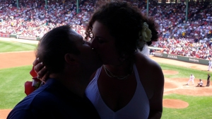 Our Red Sox Wedding